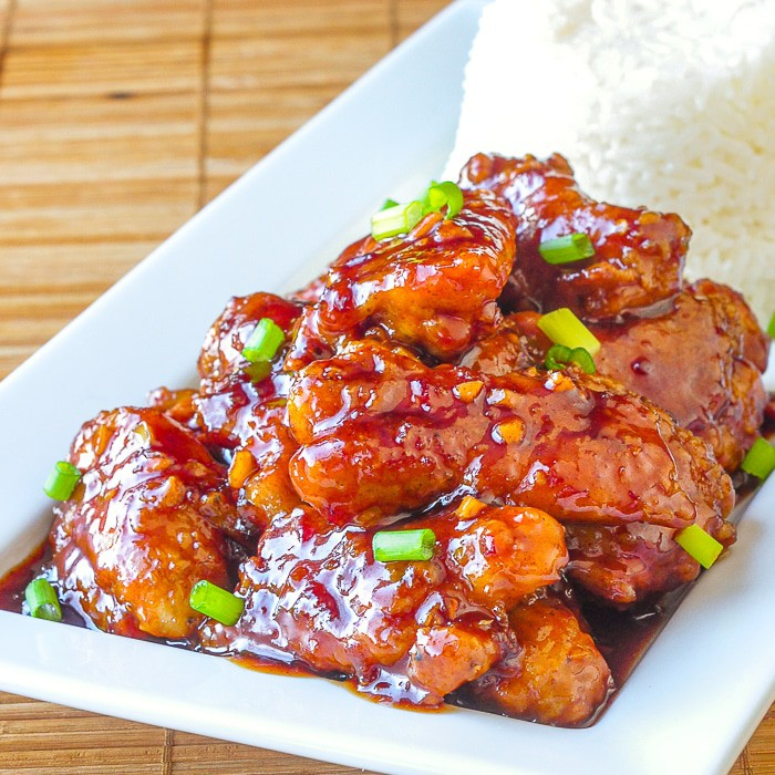 Tso-Chicken